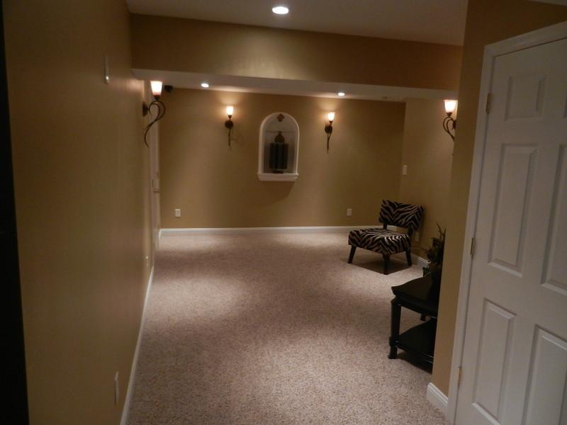 Cellko LLC Basement - Cost effective basement flooring